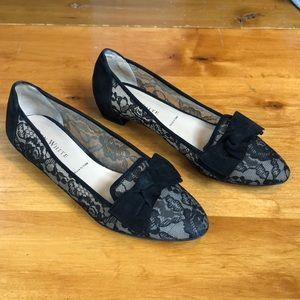 Ron White lace flats women's size 8.5